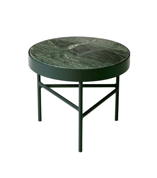 TRNK Marble Accent Tables