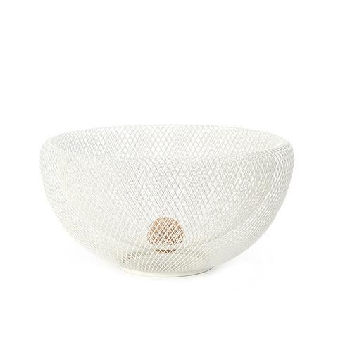 White Nest Bowl