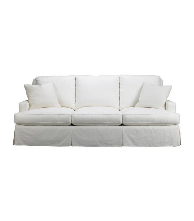 Mr & Mrs Howard Fairfax Skirted Sofa