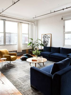 Inside an Insanely Stylish Williamsburg Loft