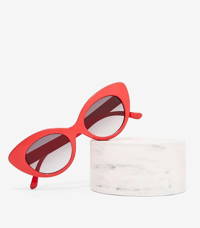 Crap Eyewear The Wild Gift Cat-Eye Sunglasses