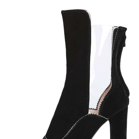 Valiant Pointed Boots