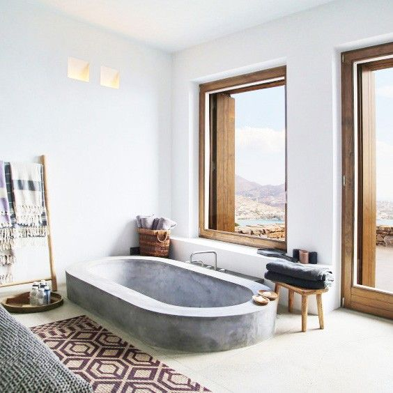 #NowPinning: 5 Beautiful Bathrooms From Around the World