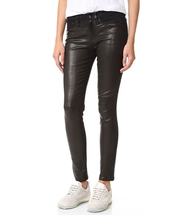 Rag & Bone/JEAN Hyde Leather Pants