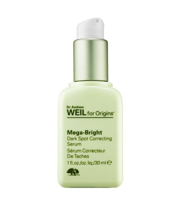 Anti pollution skincare: Dr Andrew Weil for Origins Mega-Bright Dark Spot Correcting Serum