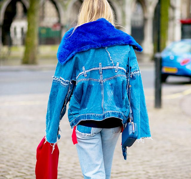 denim on denim ideas