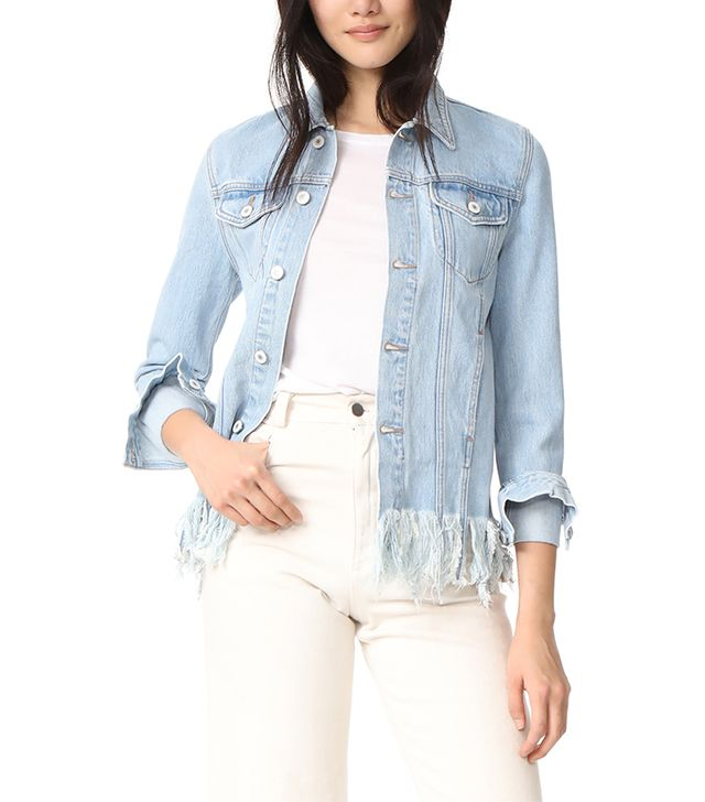 Tamsen Denim Jacket