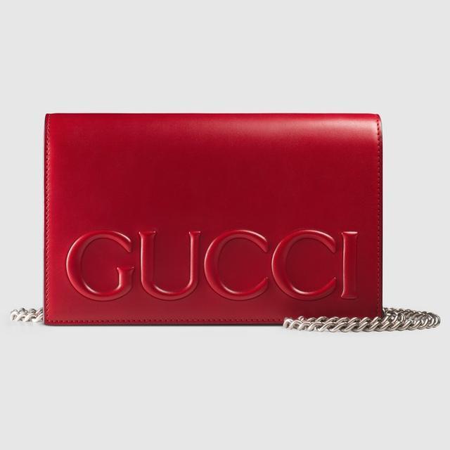 Gucci Leather Mini Bag