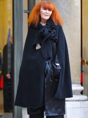 French Designer Sonia Rykiel Passes Away at 86
