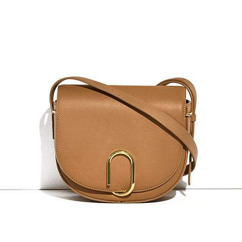 Alix Saddle Crossbody Bag