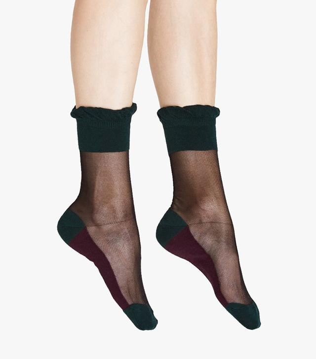 Marni Sock in Black