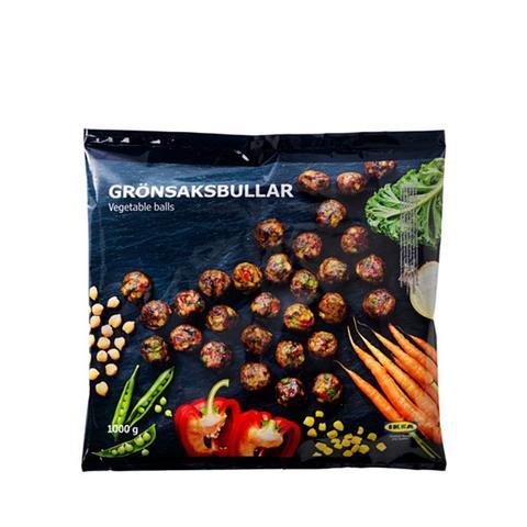 Gronsaksbullar Vegetable Balls