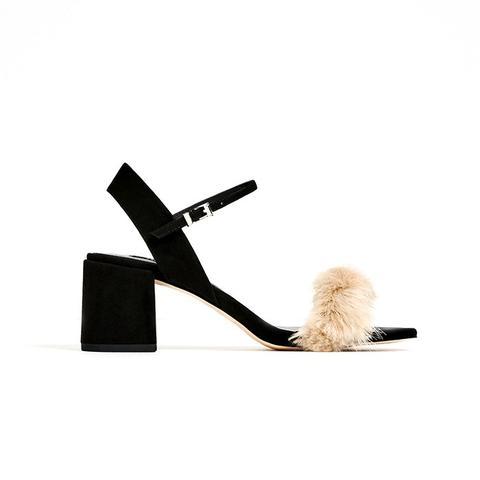 Vamp Sandals