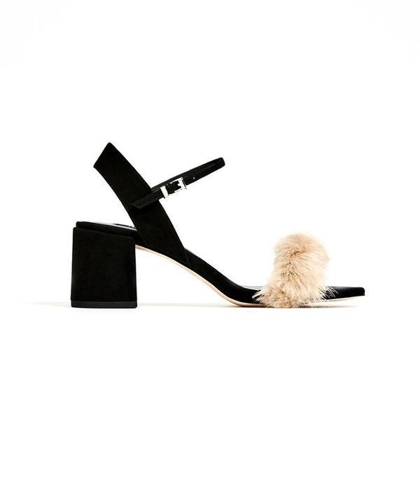 Zara Vamp Sandals