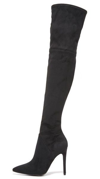 Kendall + Kylie Ayla Thigh High Boots