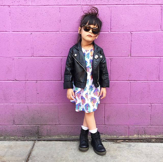 """""""Zooey was almost 3 years old when I started her Instagram,"""" says Mai Nguyen-Miyoshi, mother to now 4-year-old Zooey Miyoshi of @zooeyinthecity. """"Because I had worked in social..."""