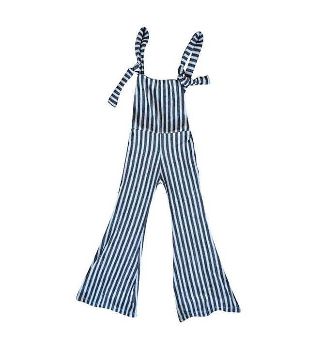 striped overalls for kids