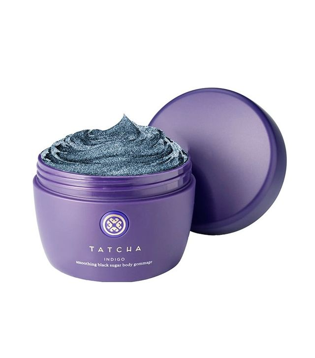 Tatcha Indigo Smoothing Black Sugar Body Gommage