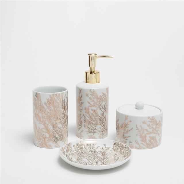 Zara Home Ceramic Bathroom Set