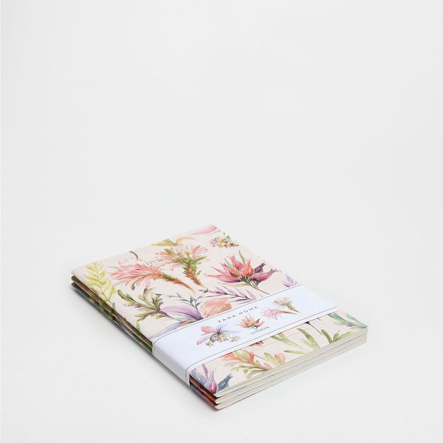 Zara Home Notebooks Set of 3