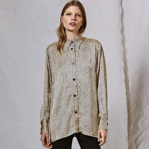 Mini Spot Shirt by Boutique