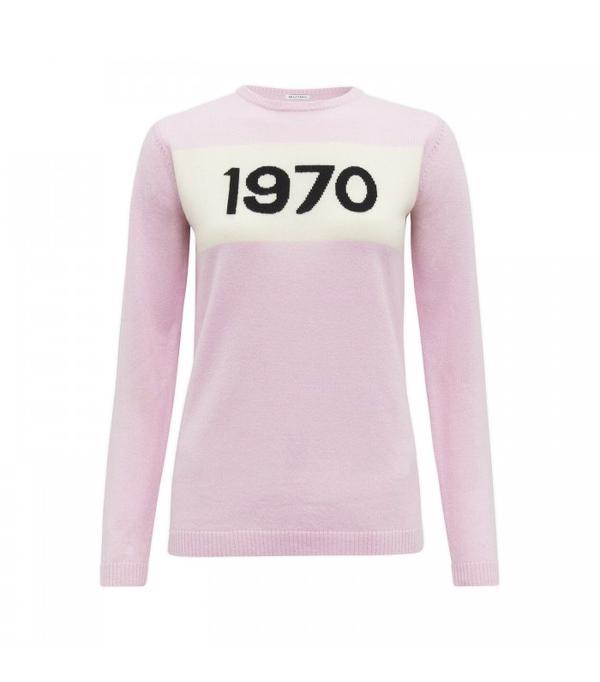 Bella Freud Cashmere 1970 Jumper