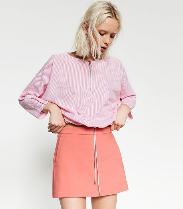 Zara Mini Culottes