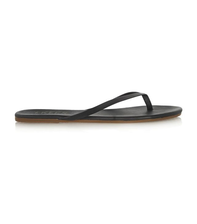 Tkees Lily Matte-Leather Flip-Flops
