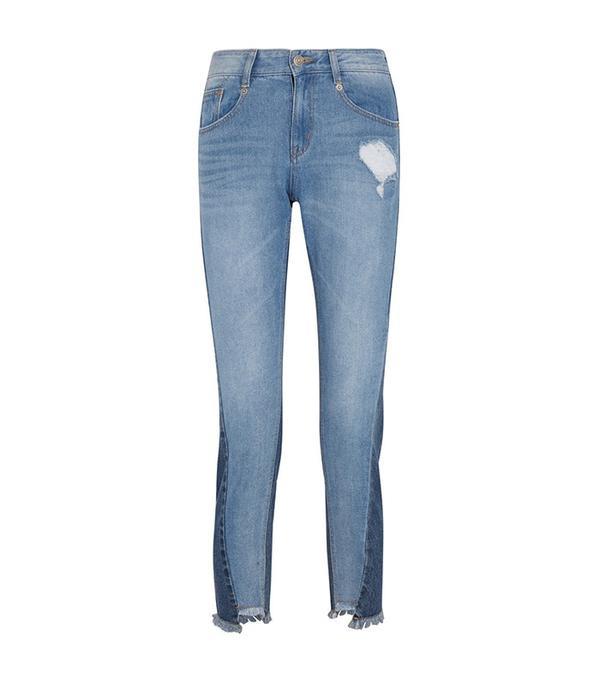 Steven J & Yoni P Distressed Jeans