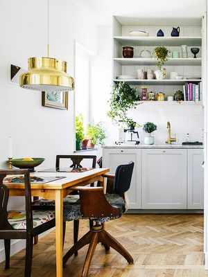 Delightful This Swedish Apartment Is A Lesson In Small Space Styling