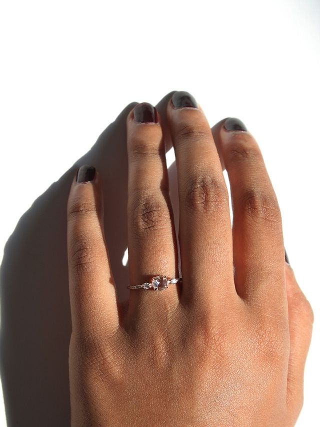 The Reason Women Wear Engagement Rings On Their Left Hands Whowhatwear