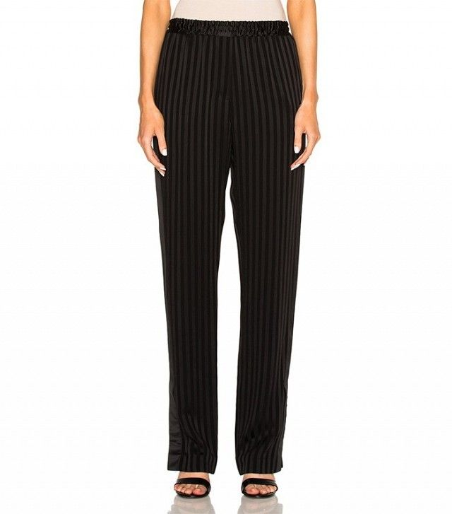 Givenchy Thin Stripe Trousers