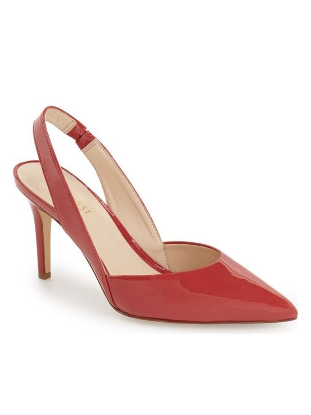 Nine West Rollover Slingback Pump