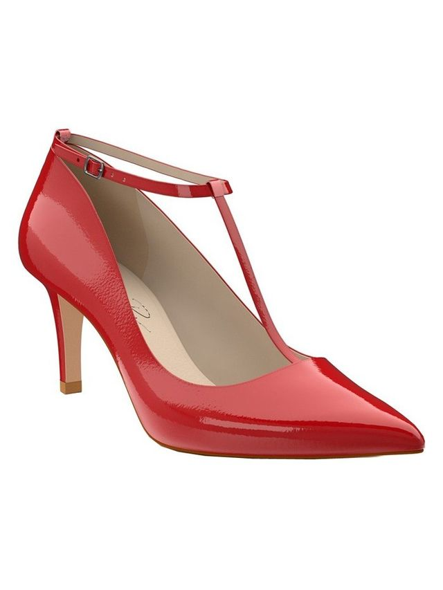 Shoes of Prey T-Strap Pump