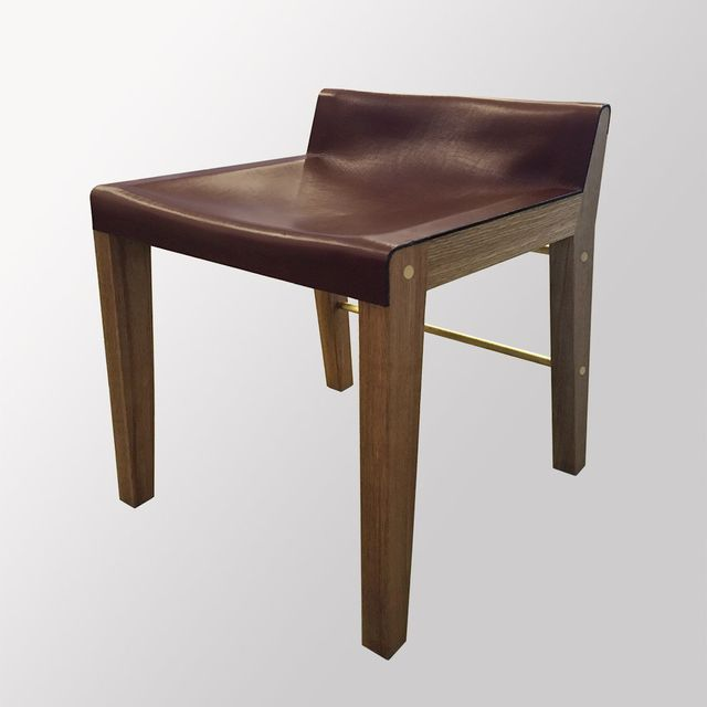 Asher Israelow Petite Lincoln Stool