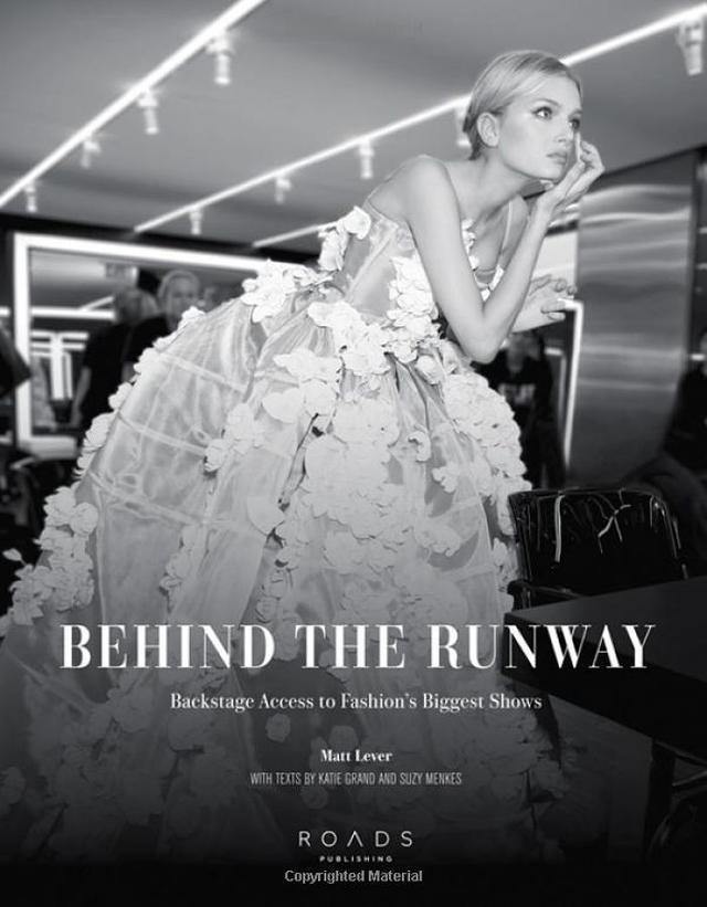 Behind the Runway by Matt Lever