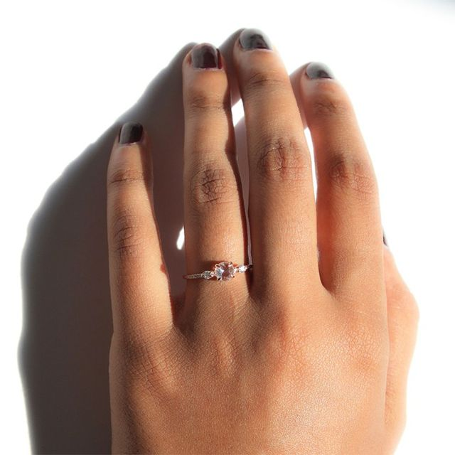 The Reason Women Wear Engagement Rings on Their Left Hands
