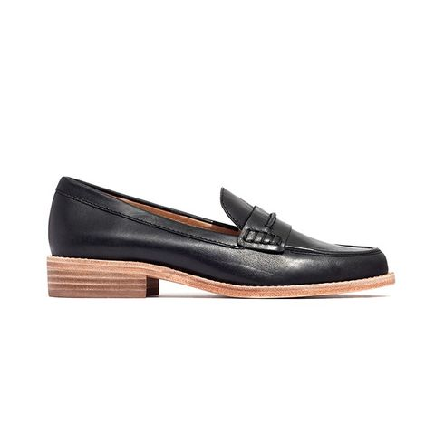 The Elinor Loafers in Leather