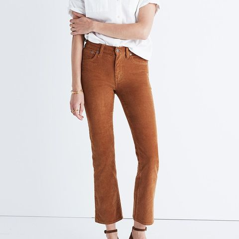 Cali-Demi Boot Jeans in Corduroy