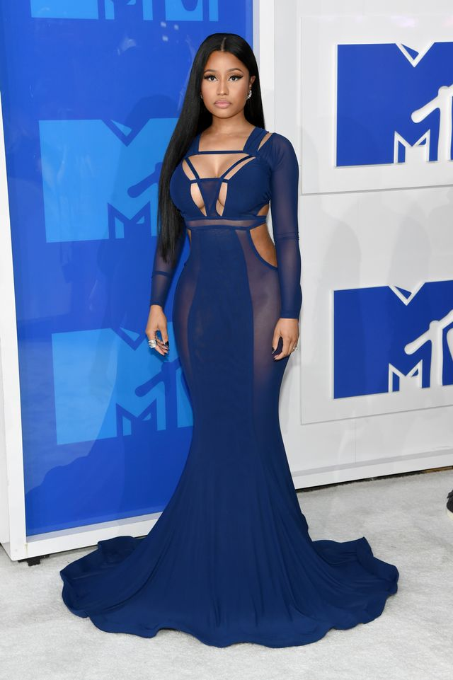 WHO: Nicki Minaj
