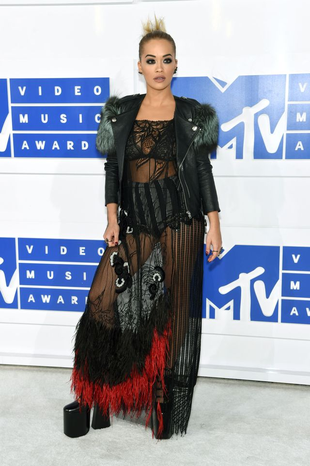 WHO: Rita Ora
