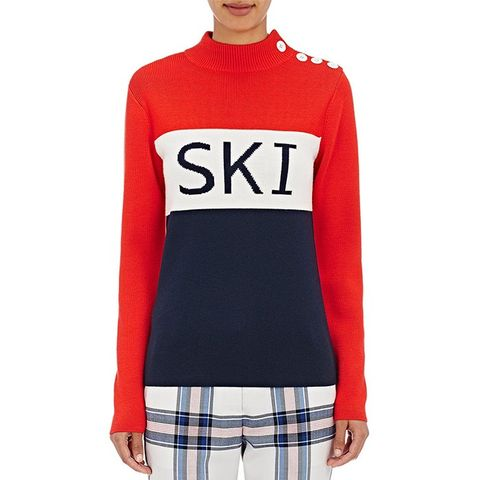 Ski Compact Knit Sweater