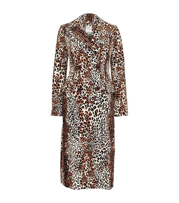 best leopard coats:
