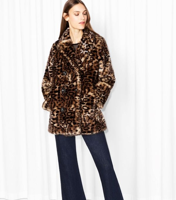 best leopard coats
