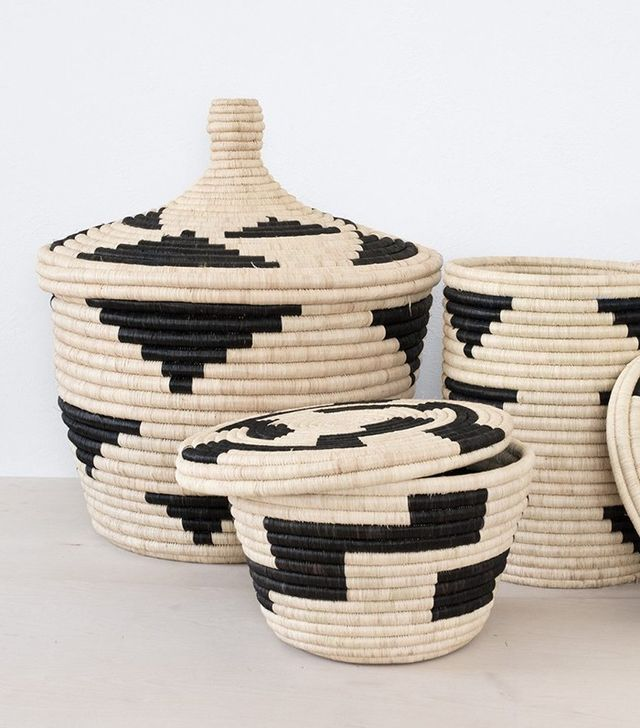 The Citizenry With Rose & Fitzgerald Kubwa Basket