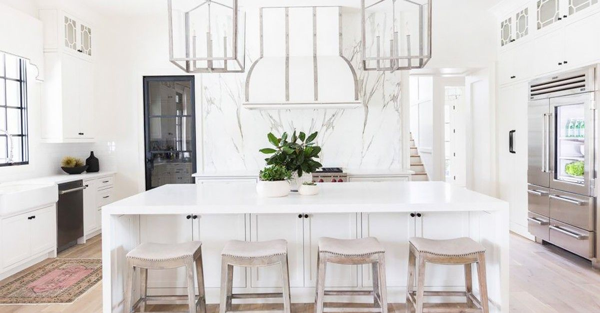 15 Accessories That Will Spice Up Your All-White Kitchen | Mydomaine
