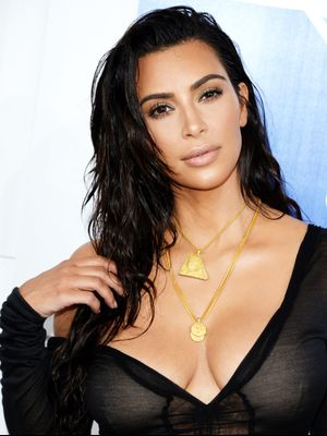 Snail Essence Was Used to Create Kim Kardashian West's VMAs Hairstyle