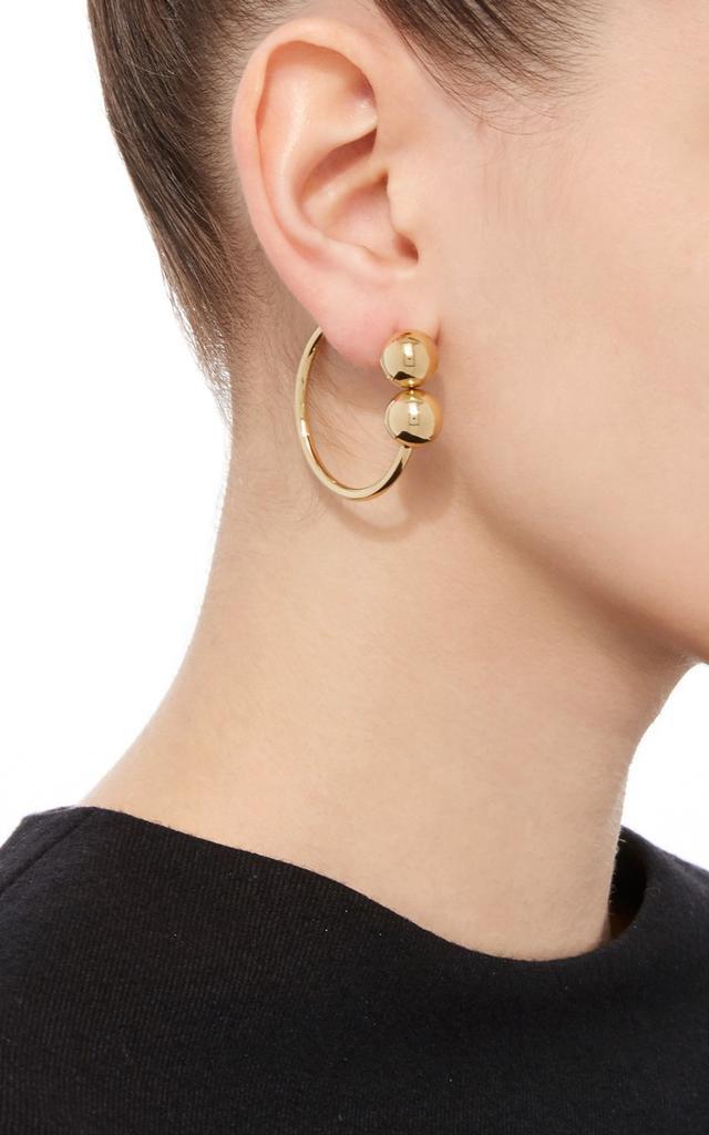 J.W. Anderson Double Ball Earrings