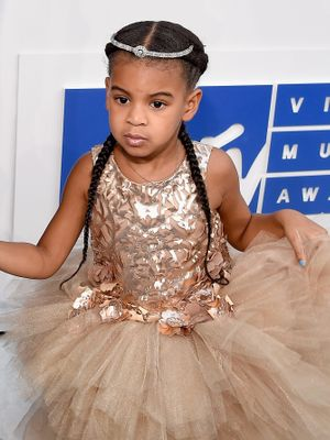 Blue Ivy's VMAs Dress Costs as Much as a Car