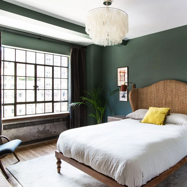 Bedroom Paint: 5 Styling Shortcuts To Make Your Bed